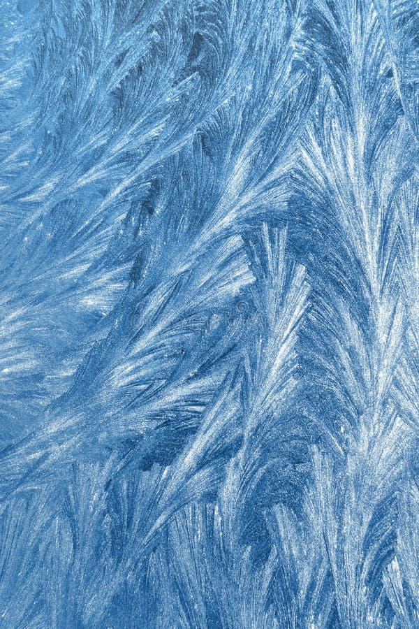 замороженное окно стоковое изображение