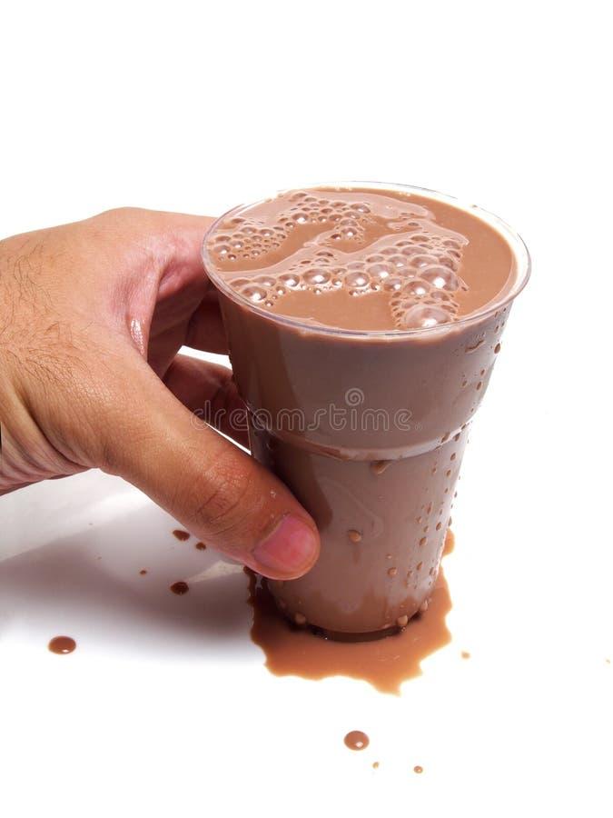 Download Замороженное шоколадное молоко Стоковое Фото - изображение насчитывающей молоко, протеин: 33725238