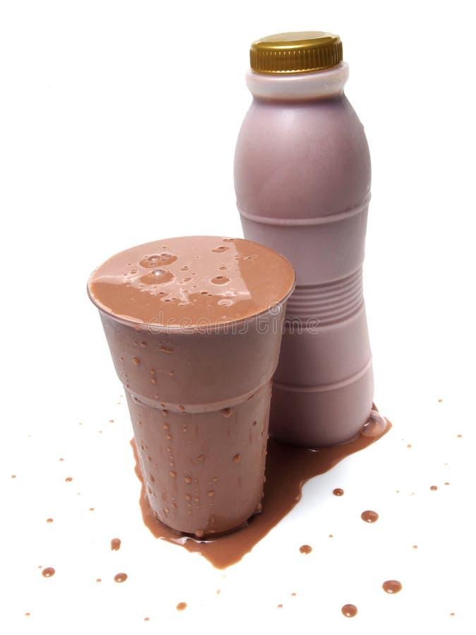 Download Замороженное шоколадное молоко Стоковое Фото - изображение насчитывающей кафе, кофе: 33725298