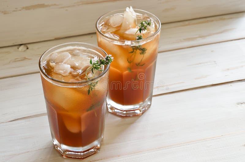 Download замороженный чай стоковое фото. изображение насчитывающей лето - 41661380