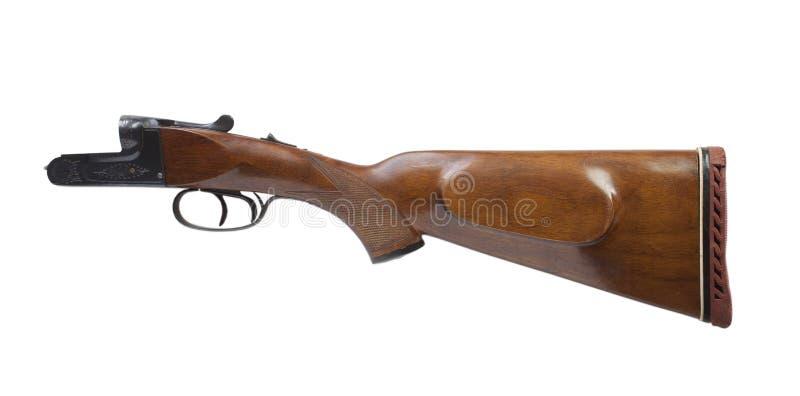 Запас корокоствольного оружия стоковое фото rf