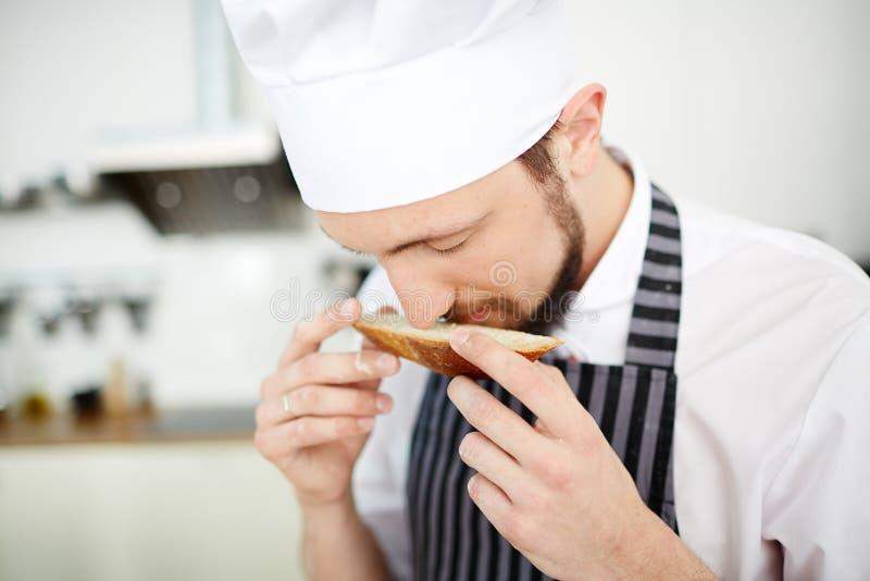Запах хлеба стоковые изображения rf