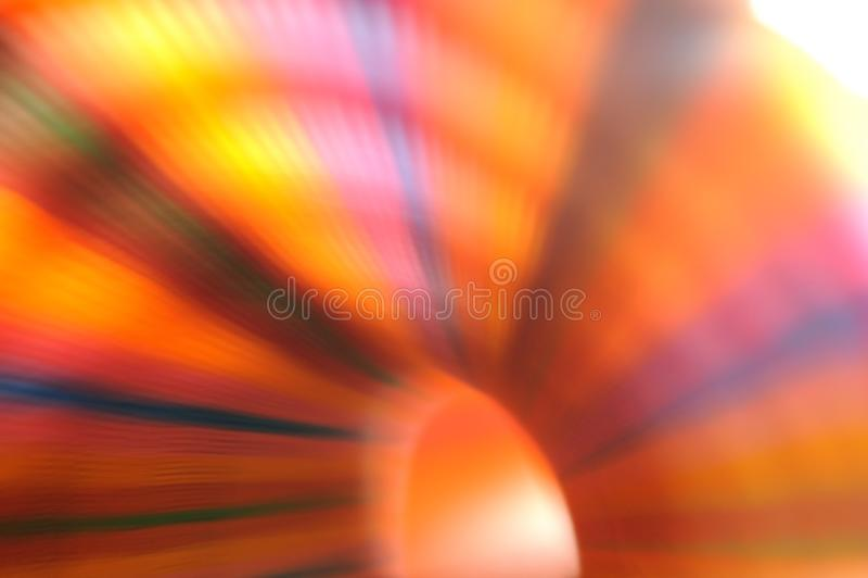 Запачканная красочная бумага на предпосылке стоковое изображение