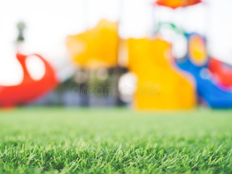 Запачканная красочная спортивная площадка стоковое фото rf