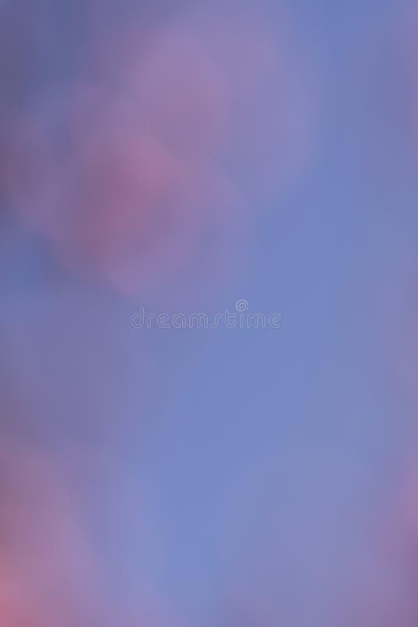 Запачканная природа, предпосылка красивого абстрактного bokeh пестротканая стоковое фото
