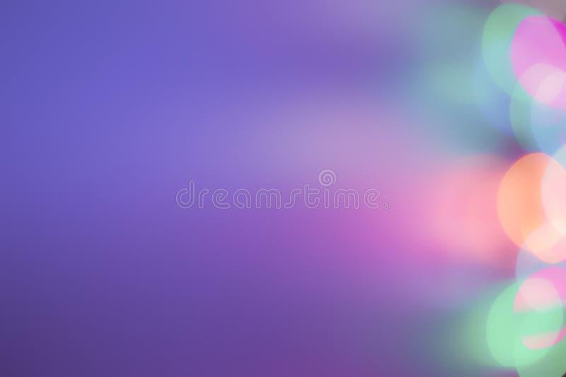 Запачканная фиолетовая предпосылка стоковое изображение rf