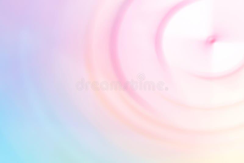 Запачканные текстура и предпосылка cyan и мадженты конспекта стоковая фотография rf