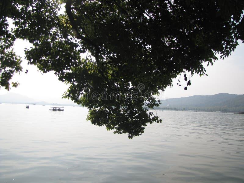 Западное озеро стоковое фото rf
