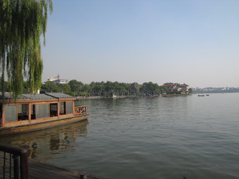 Западное озеро стоковые изображения