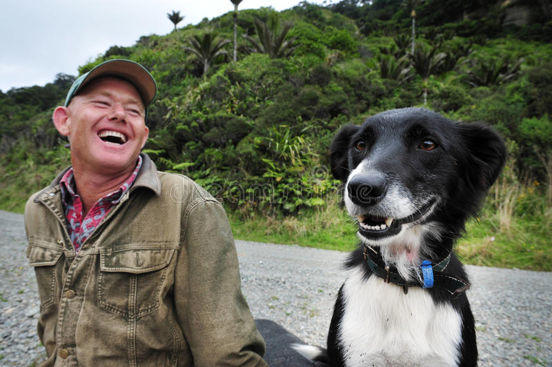 Западное побережье - Новая Зеландия стоковое изображение rf