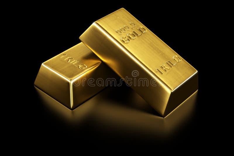 запирает золото 2 бесплатная иллюстрация