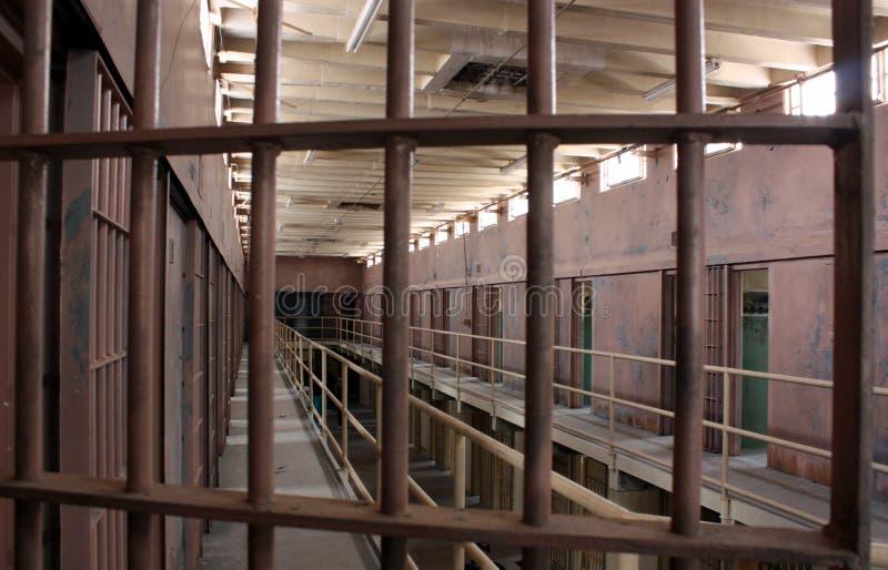 запирает тюрьму стоковые изображения rf
