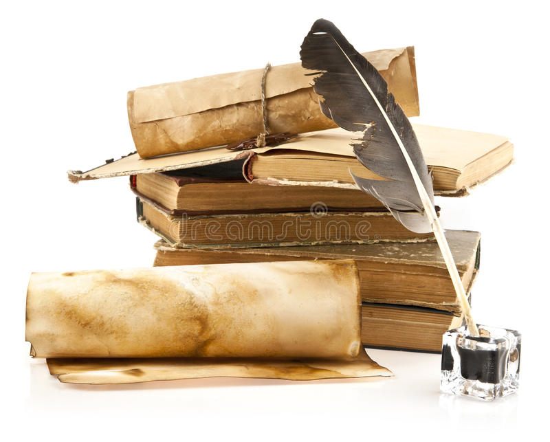 Картинки пергамента и пера, днем итсо