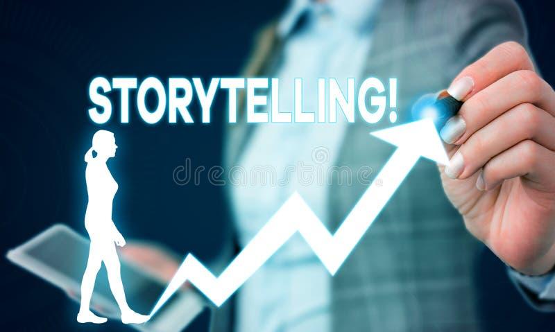Запись искусства рассказа показа примечания Деятельность при фото дела showcasing писать рассказы для опубликовывать их в публику стоковые изображения
