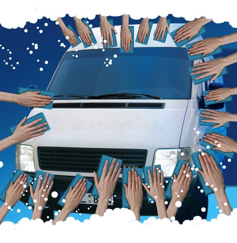 запиток автомобиля стоковое фото