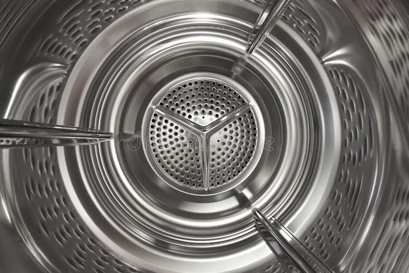 запиток машины барабанчика стальной стоковое изображение