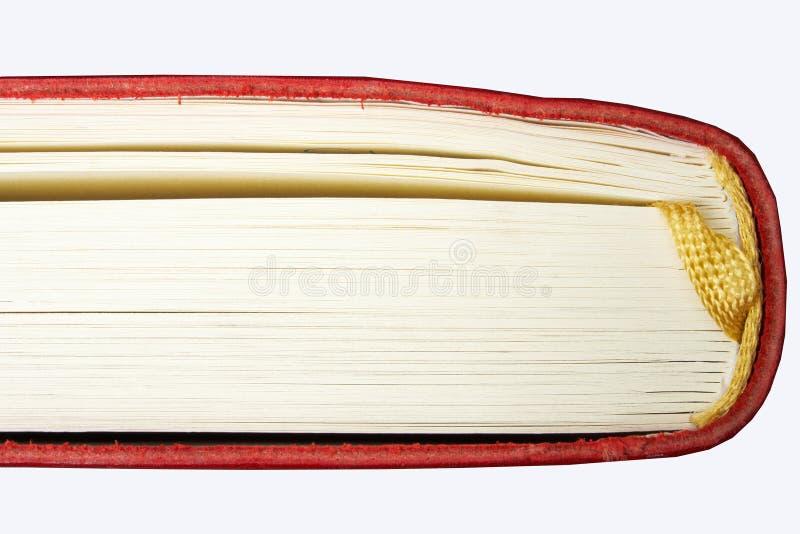 запишите красный цвет детали стоковое фото