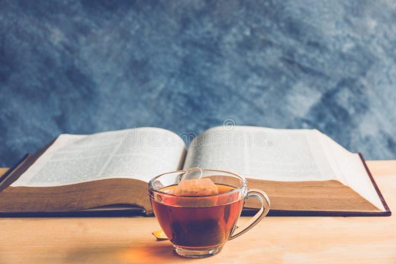 запишите чай стоковое фото rf