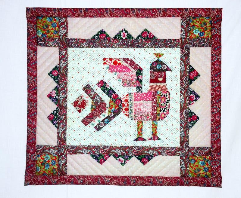 заплатка одеяла стоковое изображение