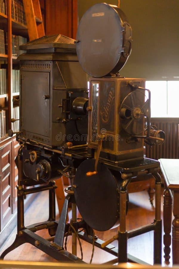 Заповедники парка Томас Эдисон национальные исторические стоковые изображения