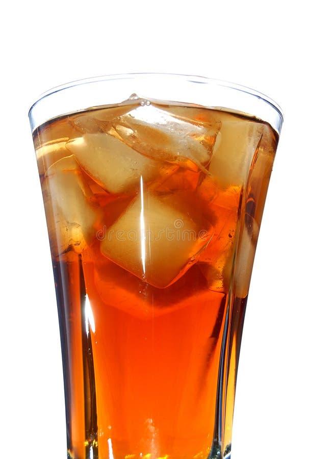 заполненная питьем нежность льда стоковые фото
