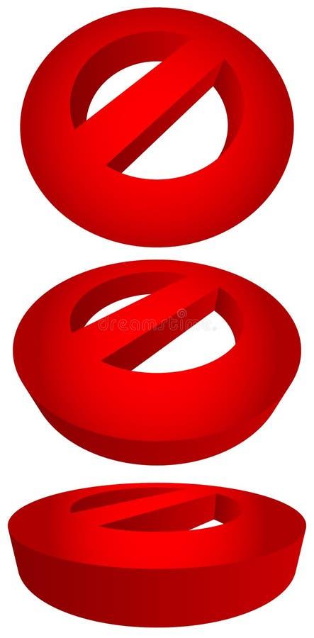 Download Запрет, ограничение Красный цвет забастовк-через дорожные знаки Красный цвет делает Иллюстрация вектора - иллюстрации насчитывающей предел, вниманиях: 81806311