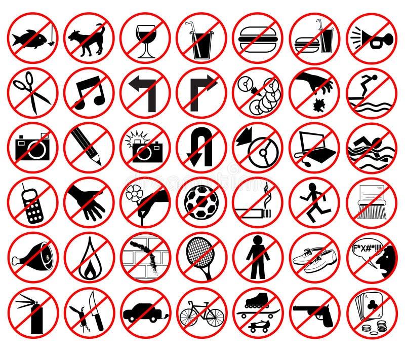 запрещенные иконы иллюстрация штока