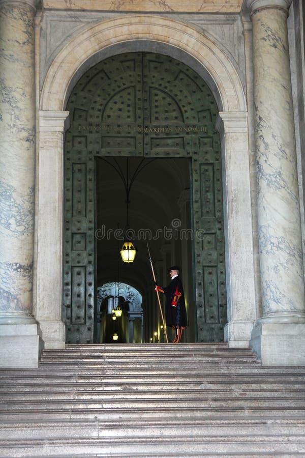 Запрещенный Ватикан стоковые изображения rf