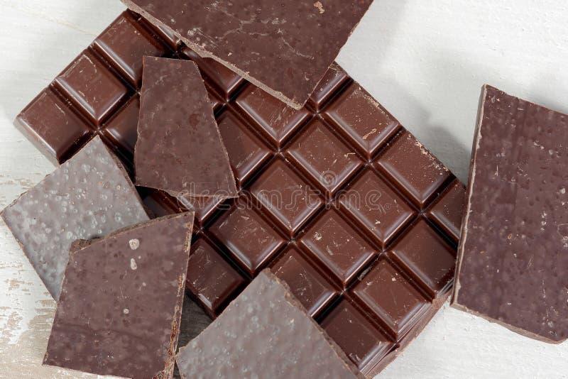 заприте шоколад стоковые изображения