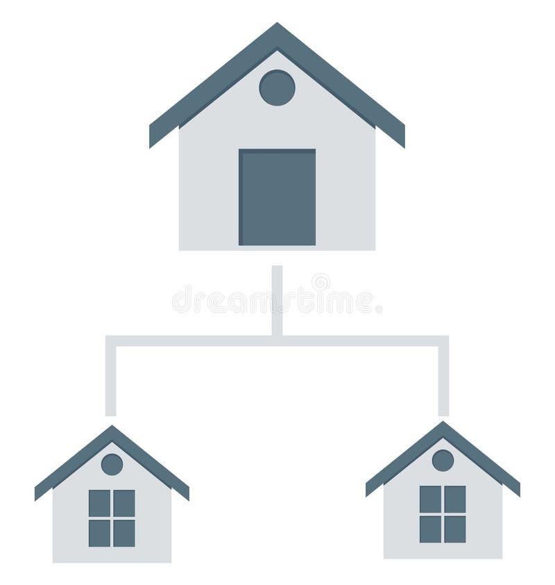 Запроектируйте план, построители изолированные значки вектора смогите быть доработайте с любым стилем иллюстрация штока