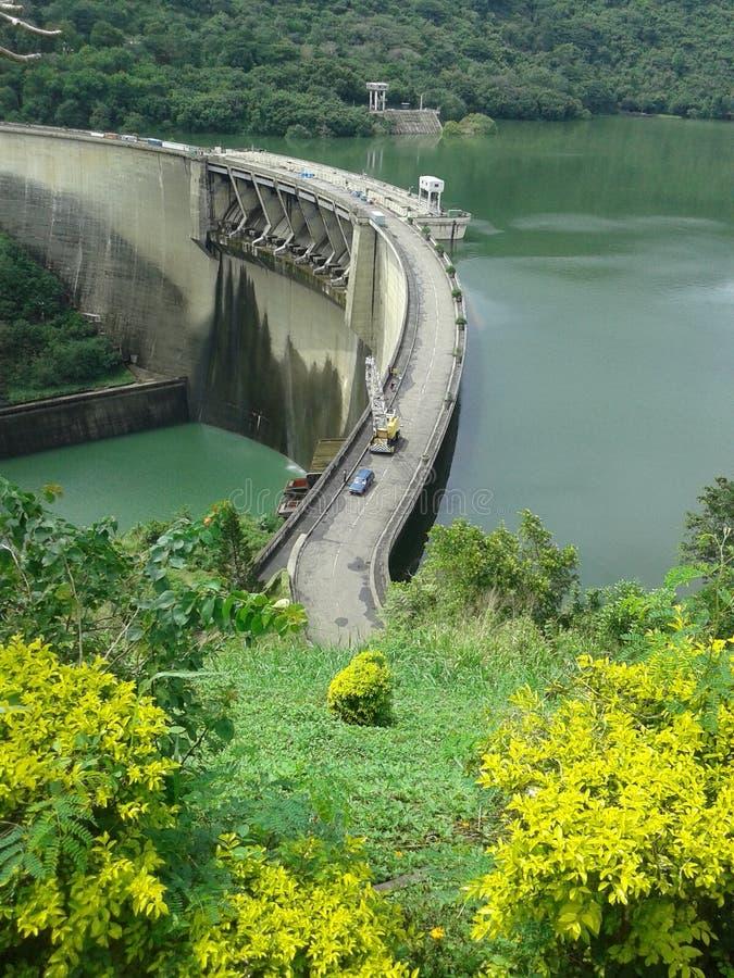 Запруда Виктории - Шри-Ланка стоковые изображения