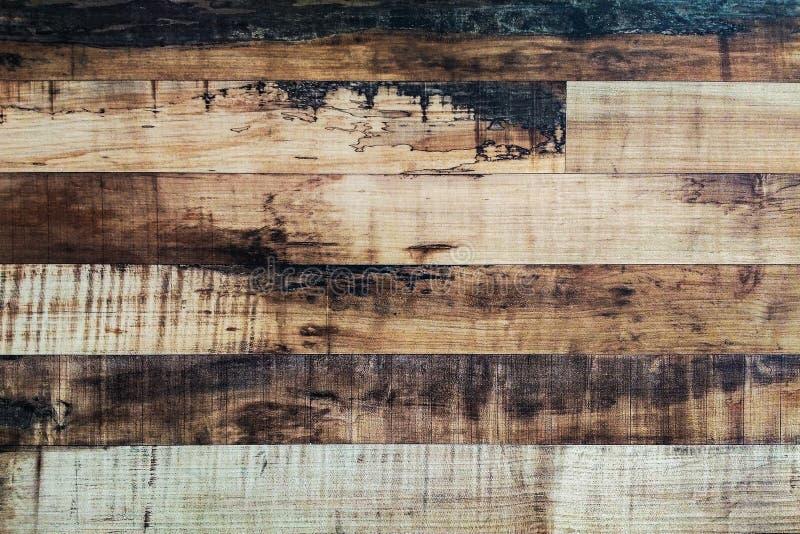 Запятнанная годом сбора винограда деревянная предпосылка стены стоковое фото