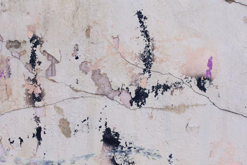 Запятнанная пакостная текстура гипсолита стоковые фотографии rf