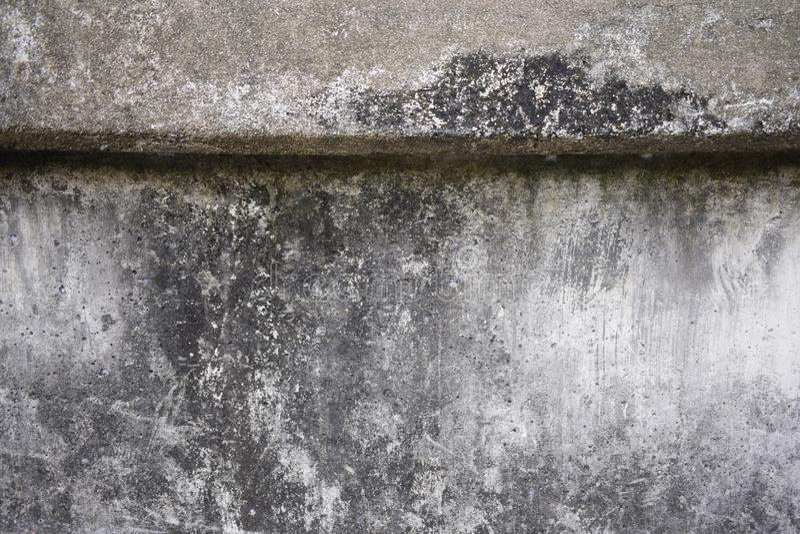 Запятнанная текстура бетонной стены стоковое изображение rf