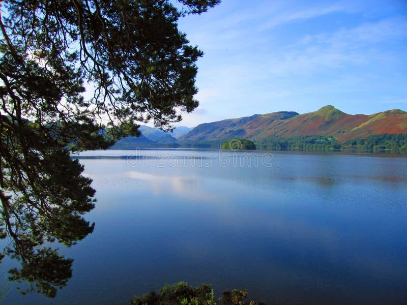 Заречье озера стоковая фотография