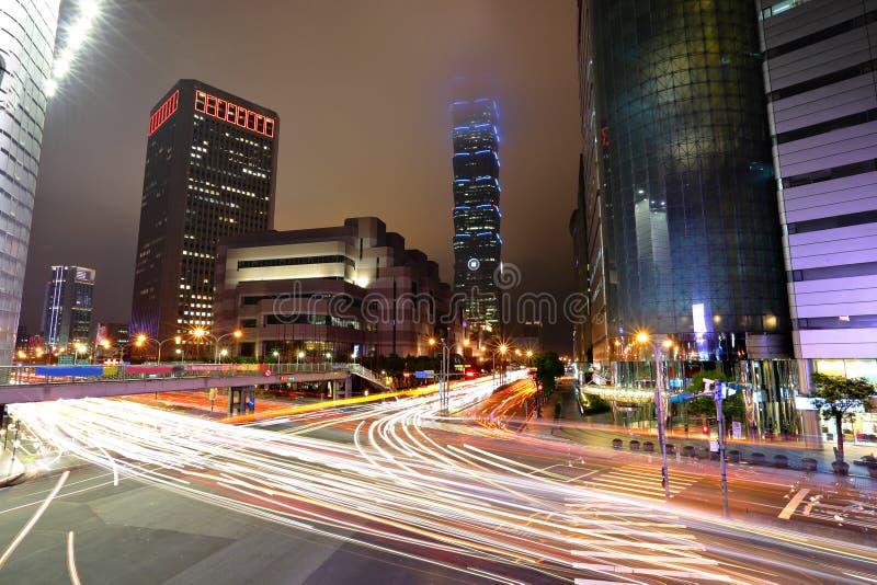 Заречье рекламы Тайбэй стоковые фото