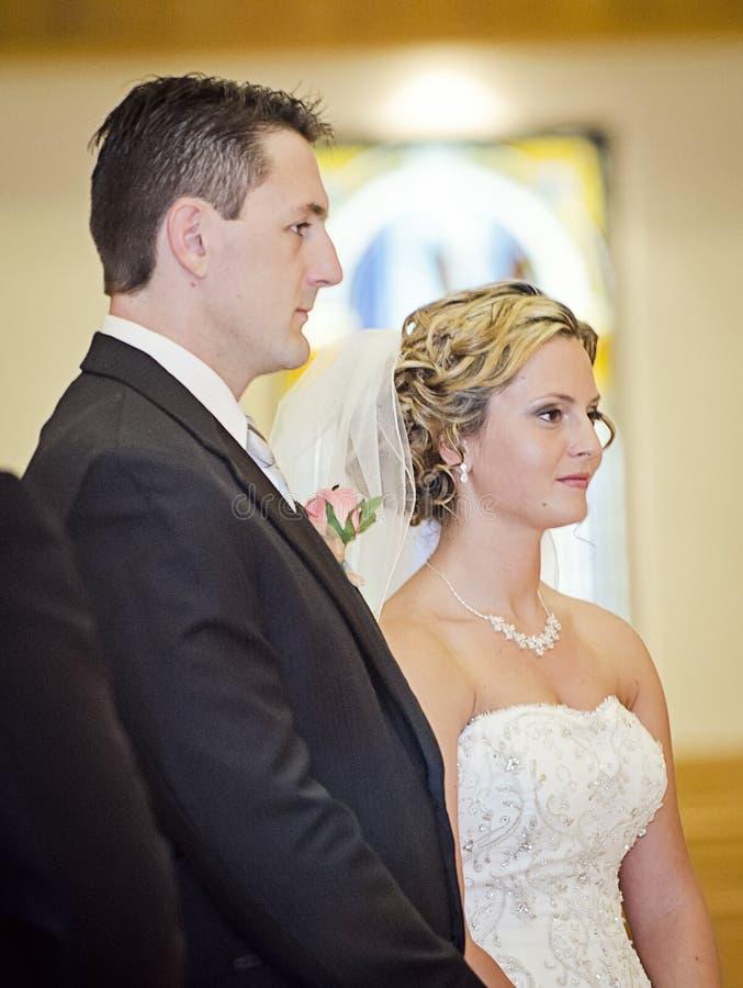 Зароки свадьбы стоковое изображение