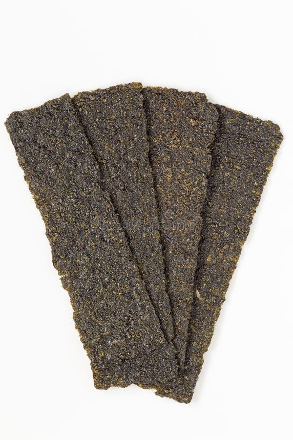 Засоритель моря на изолированной предпосылке стоковое изображение rf