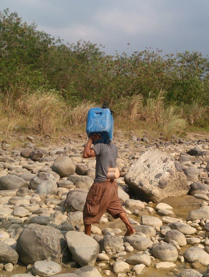 Засушливый сезон стоковая фотография rf