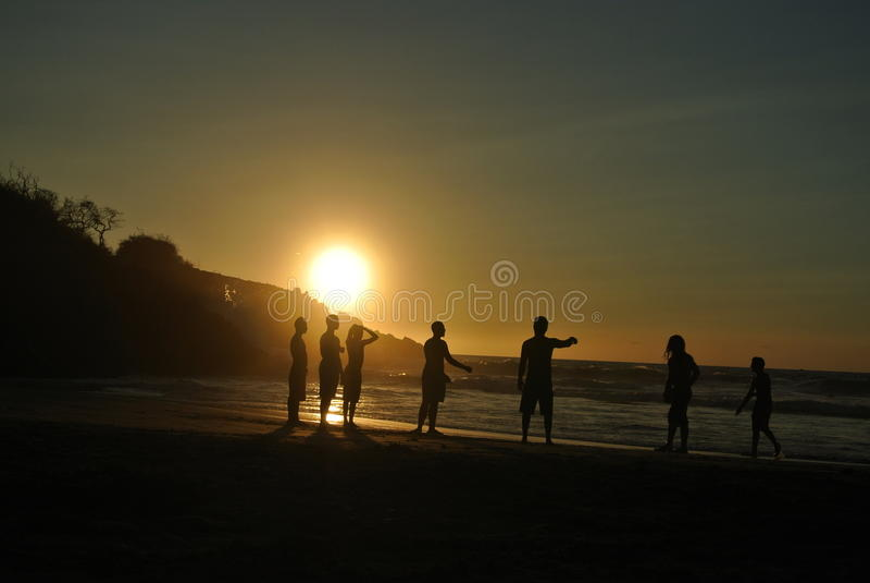 Download Заход солнца Hapuna стоковое фото. изображение насчитывающей съемка - 40592064
