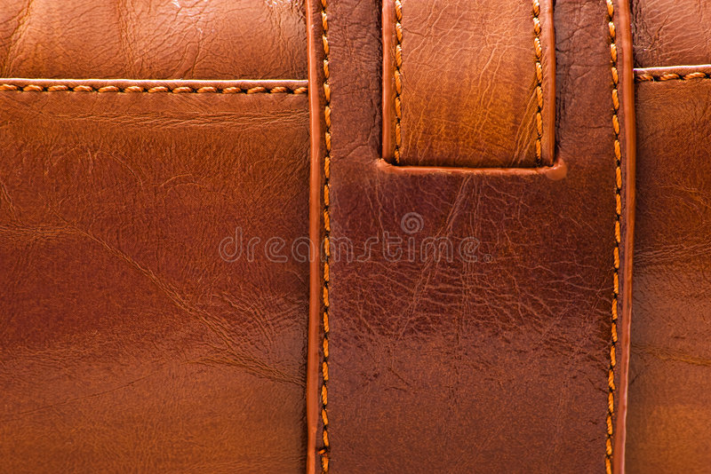 зашитая кожа стоковые фотографии rf