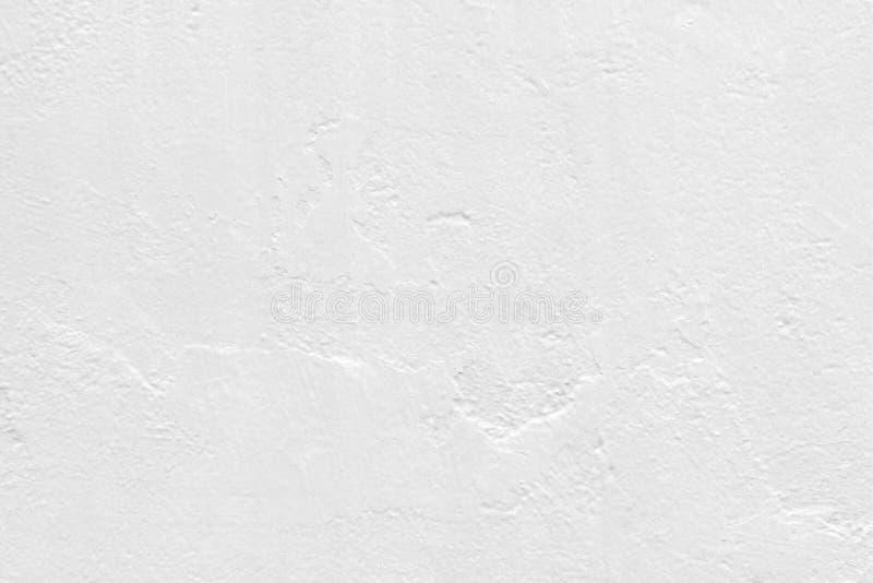 Заштукатуренная белизной предпосылка стены стоковые изображения
