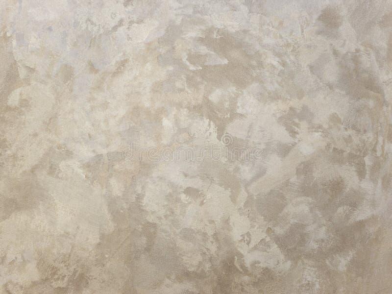 Заштукатуренная деталь текстуры предпосылки бетонной стены стоковое изображение rf