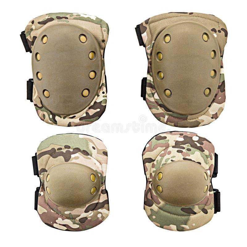 Защита для коленей и локтей стоковая фотография rf