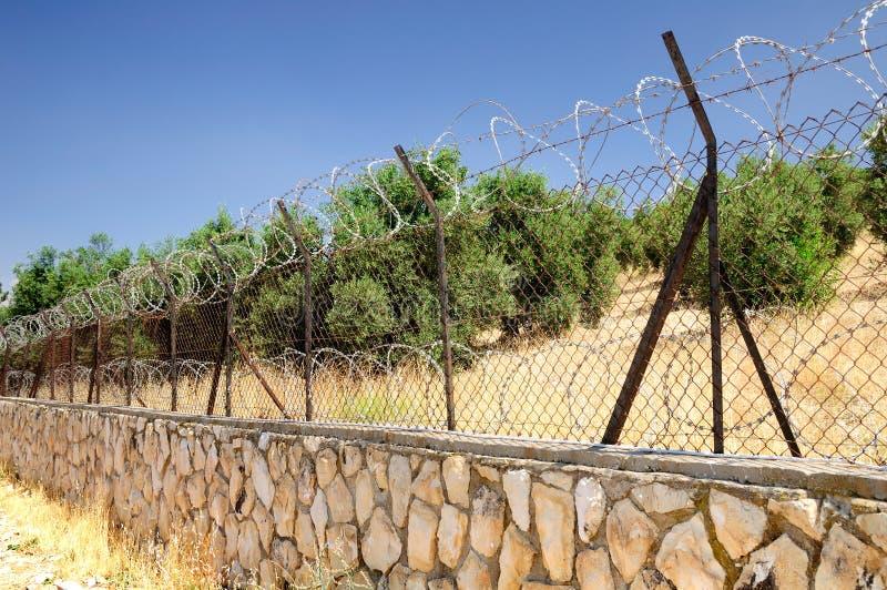Download Защищенный сад стоковое изображение. изображение насчитывающей сталь - 41650329
