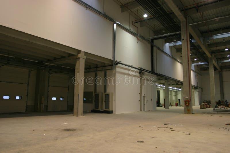 зала большая стоковое изображение