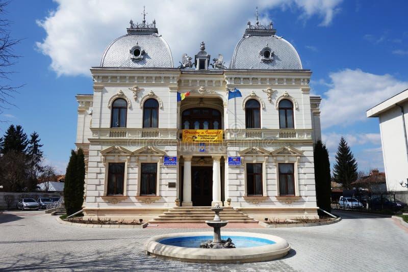 зала Венгрия города здания columned стоковые фото