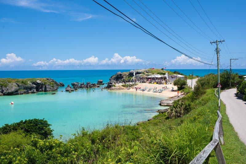 Залив Бермудские Острова табака стоковое изображение