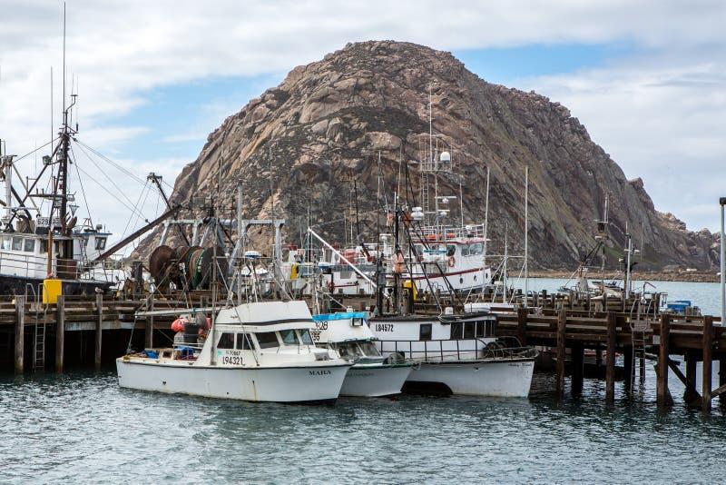 Залив Morro стоковая фотография rf