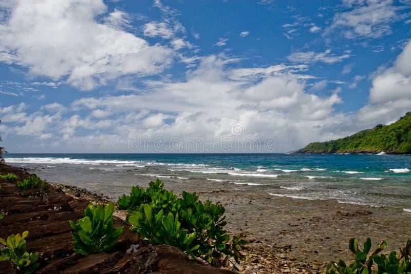 Залив 0248 Vatia стоковое изображение